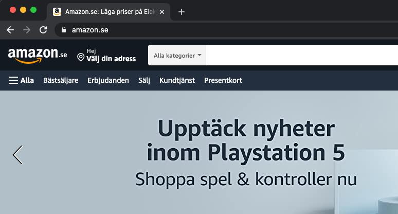 Läsarfråga: Amazon.se