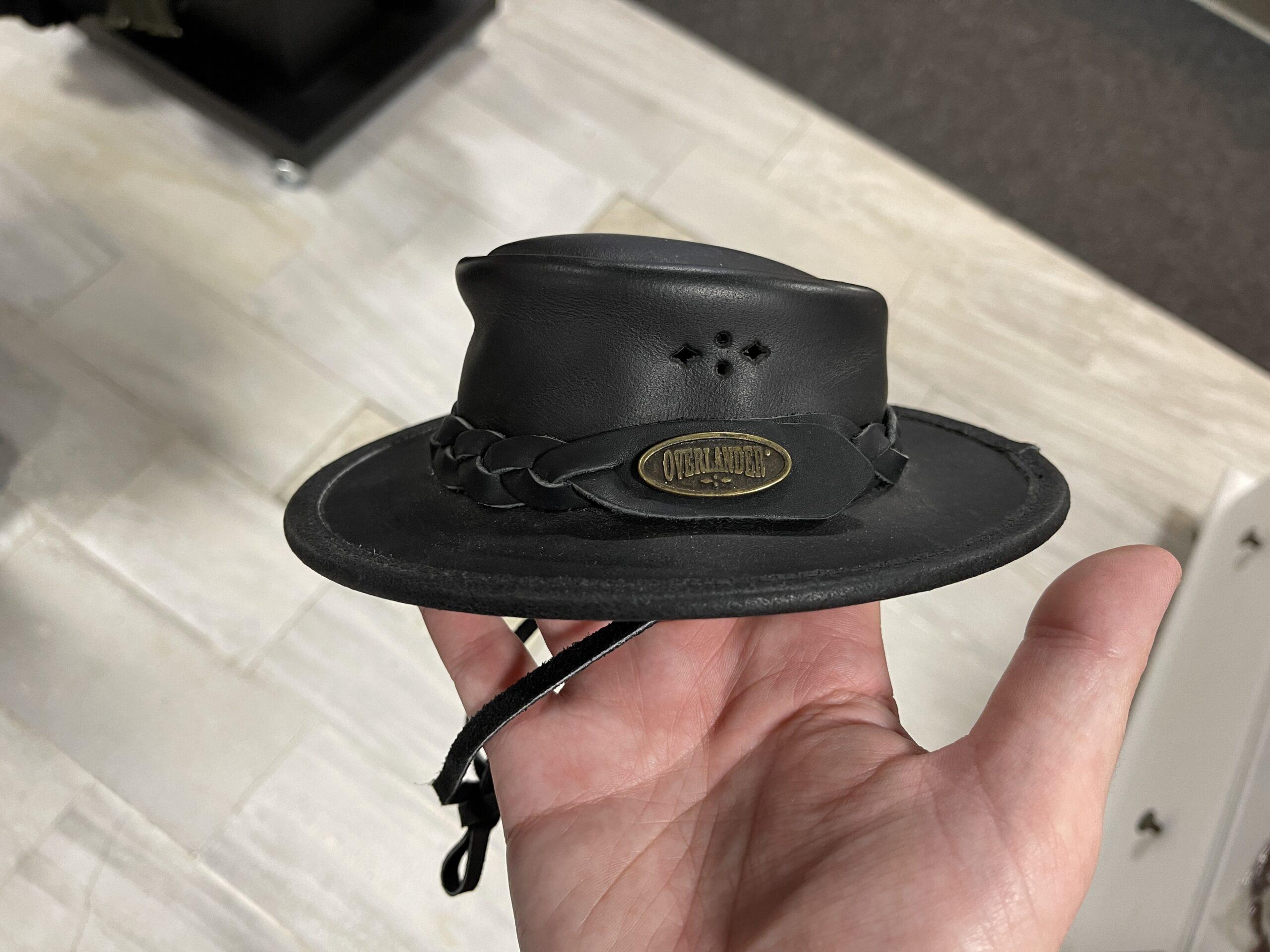 Outback hatt för en Chihuahua