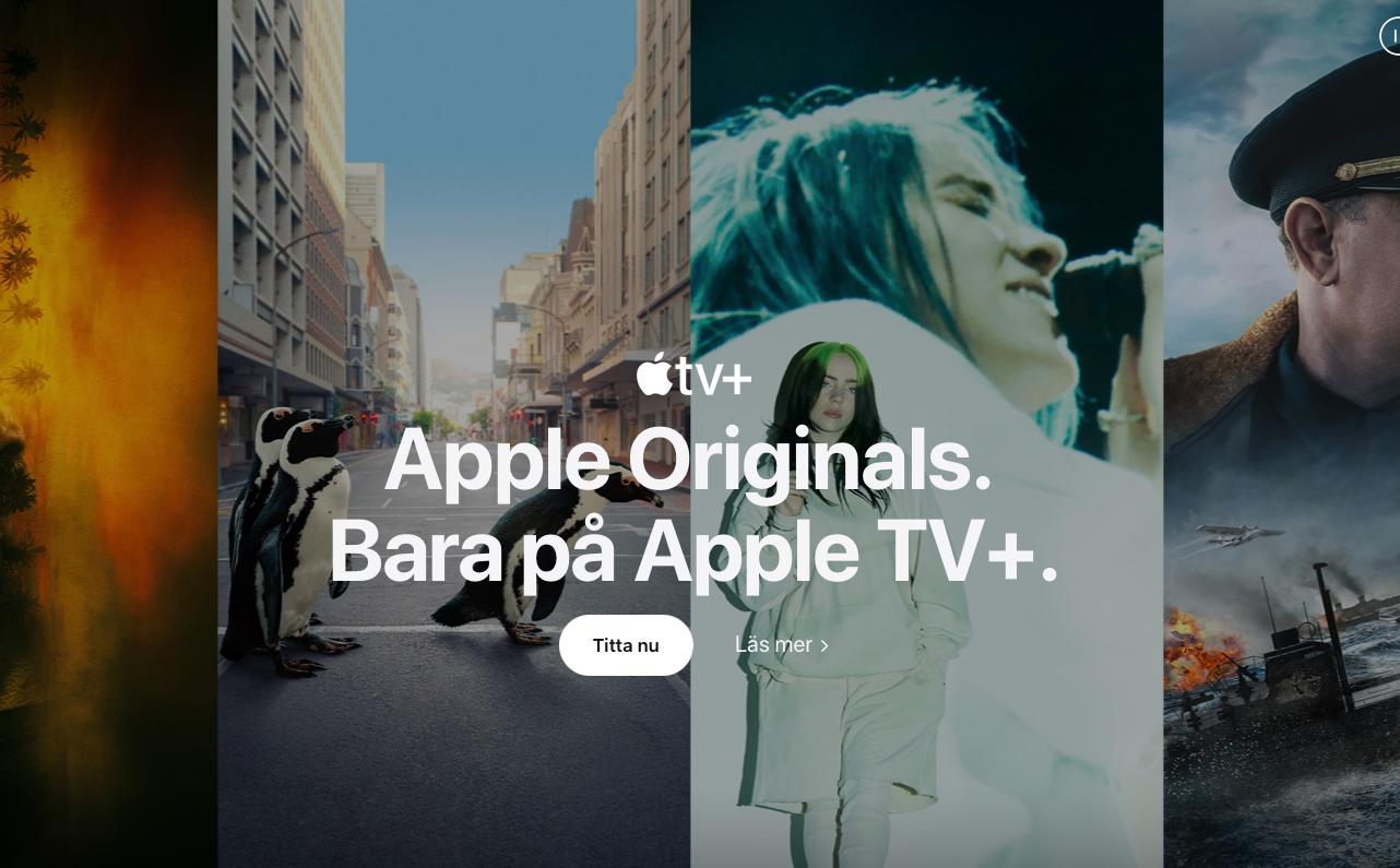 Läsarfråga: Varför kostar allt på Apple TV+?