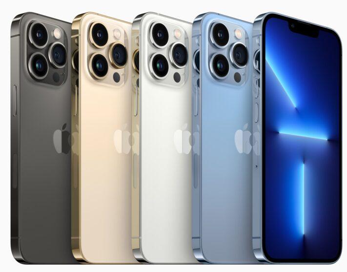 iPhone 13 Pro – Reflektion