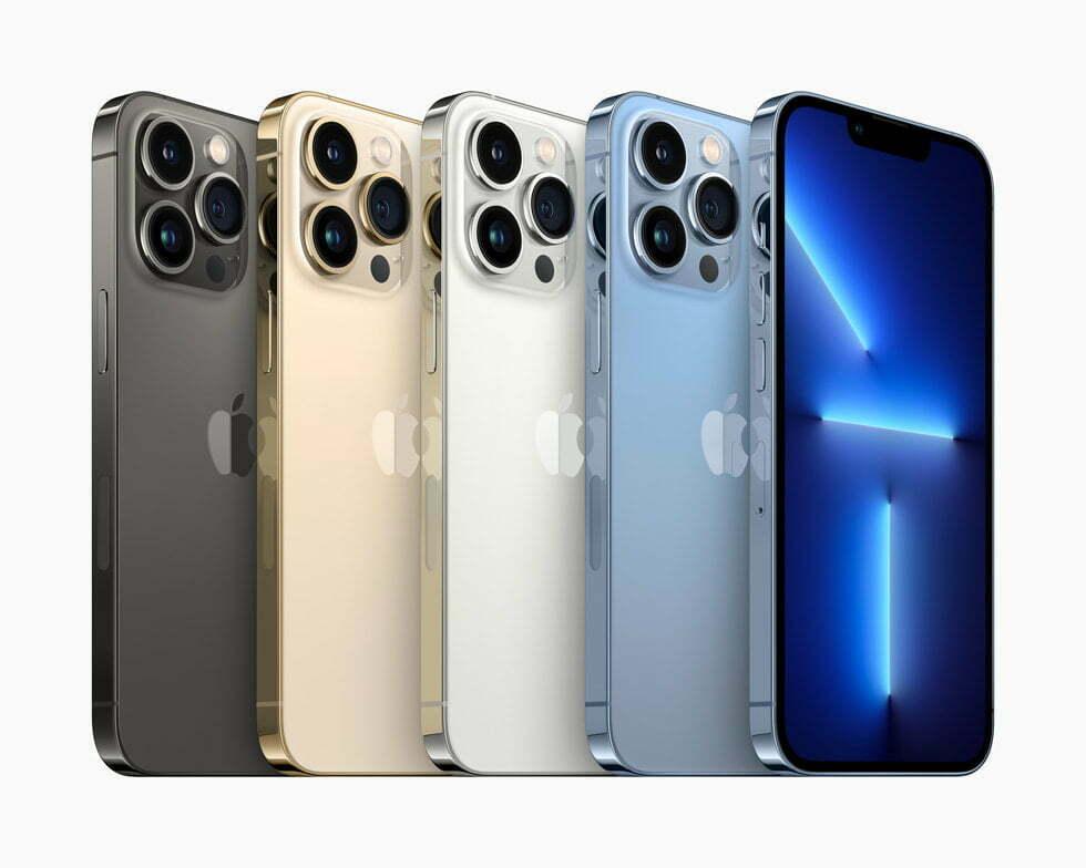 iPhone 13 Pro – Inte en recension