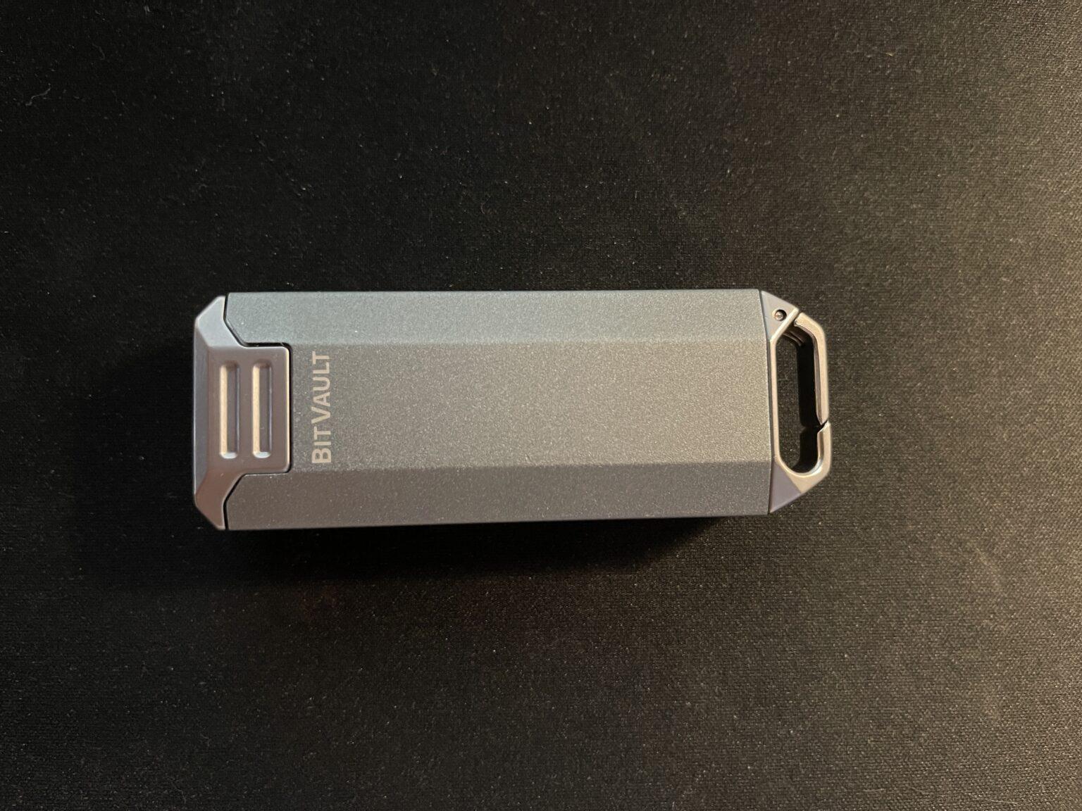 BitVault från Lever Gear