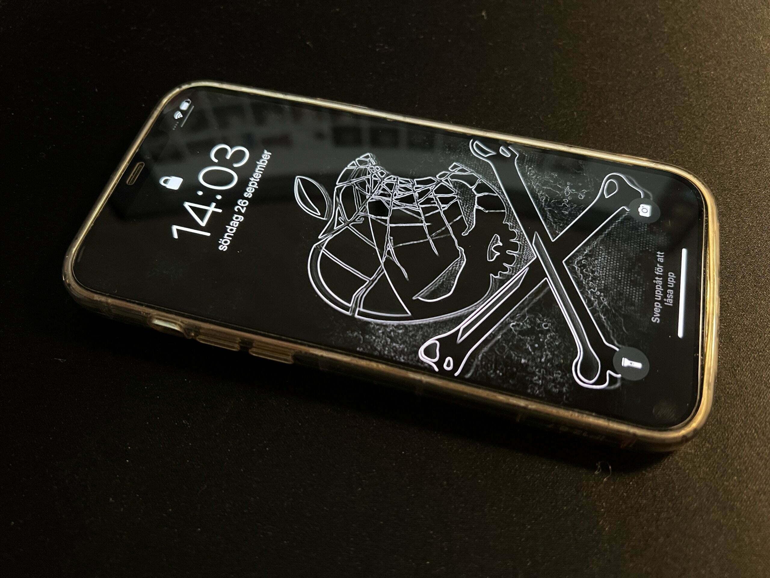 Läsarfråga: Kapacitet/storlek På iPhone?