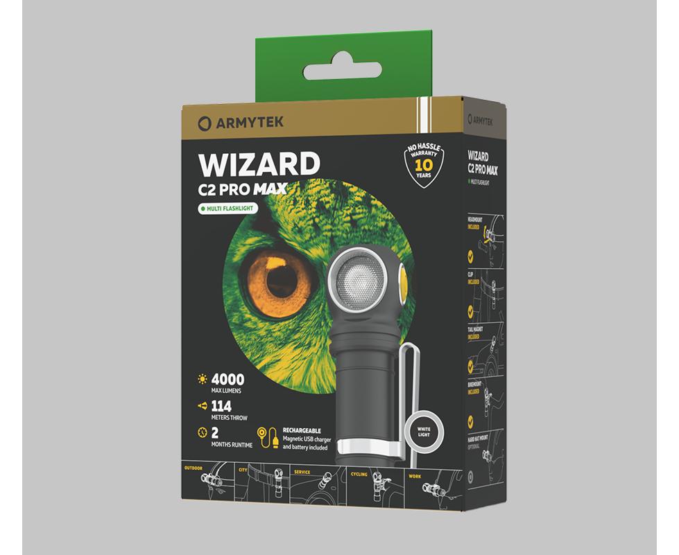 Armytek Wizard C2 Pro Max