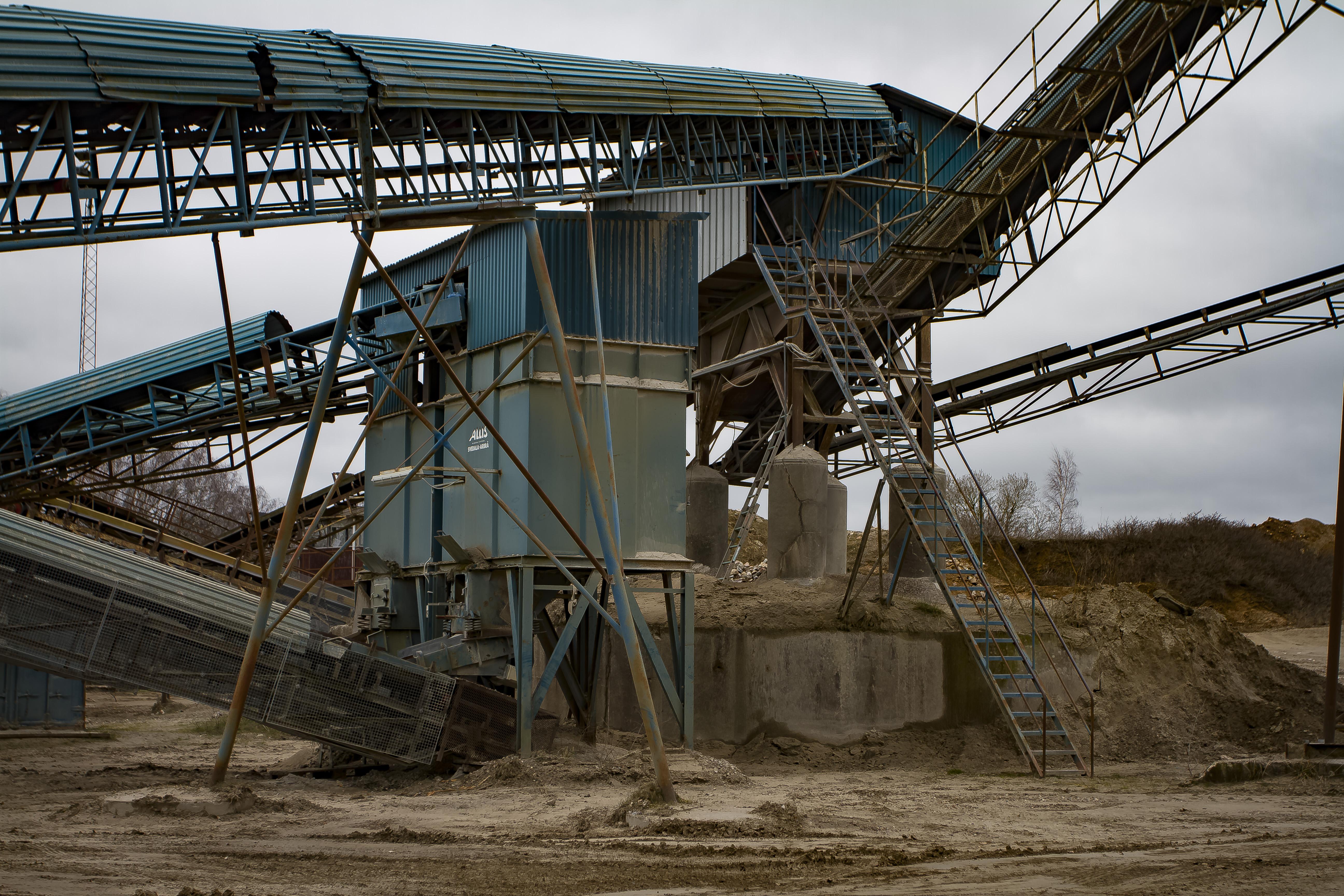 Grus i maskineriet (Danmark)