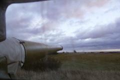 Koldkrigsfortet 20m. under jorden (Danmark)