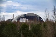 Tjernobyl atomkraftværk (Ukraine)