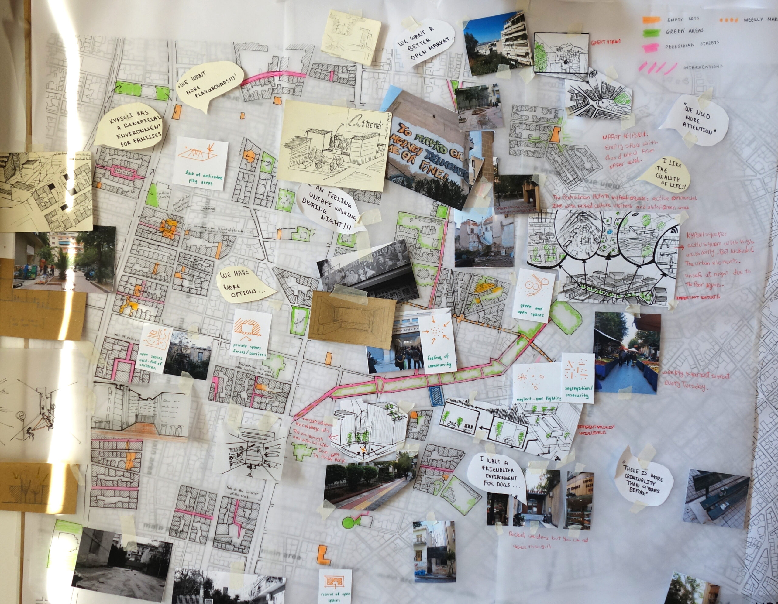 Transforming the (re)public: An Urban Laboratory on Public Space