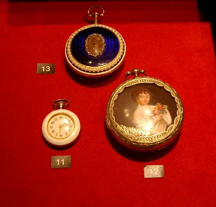 Till höger: Marchand Fils, c:a 1790