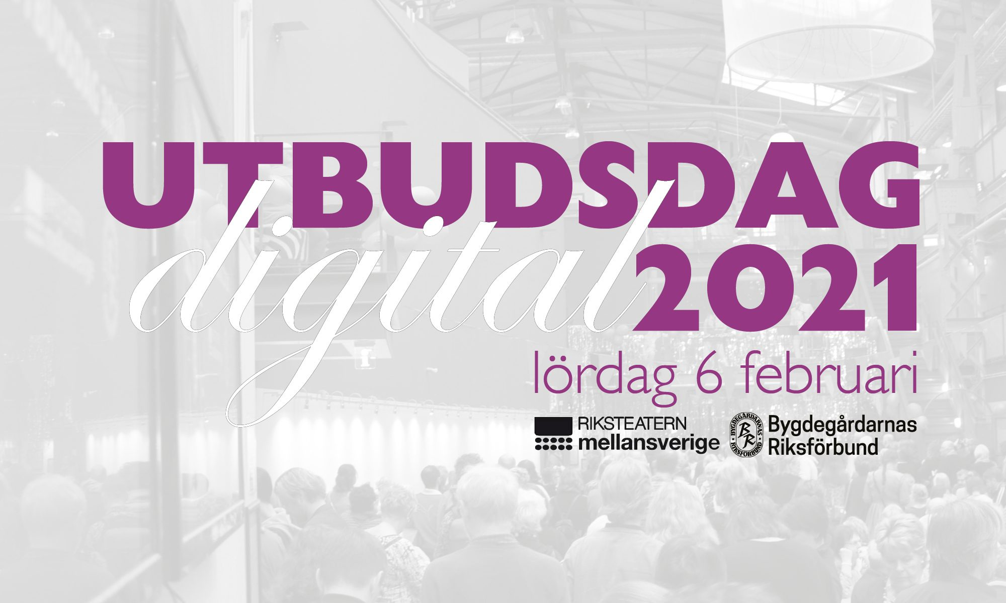 Utbudsdag Digital 2021