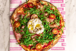 frankies pizza produktvideo packshots