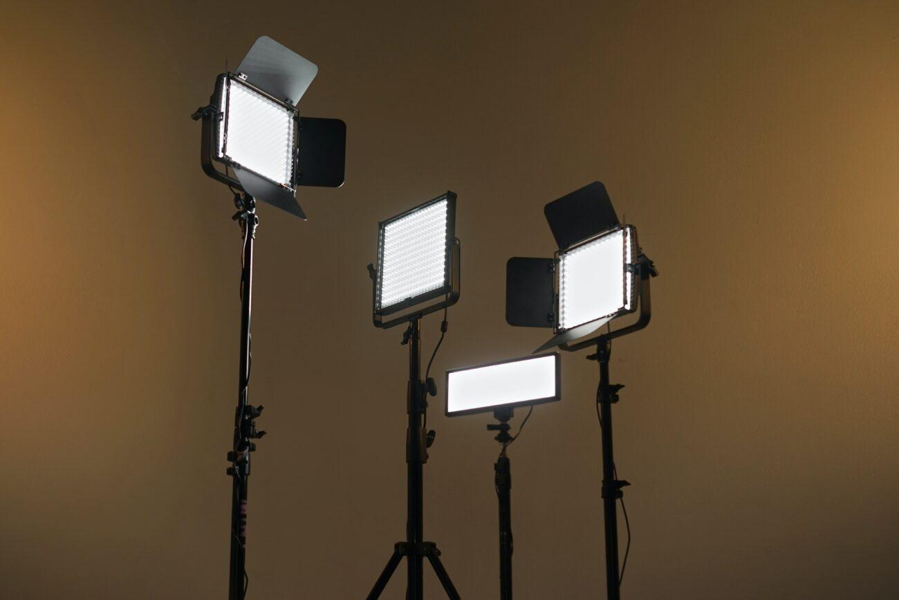 guide til video lyssætning