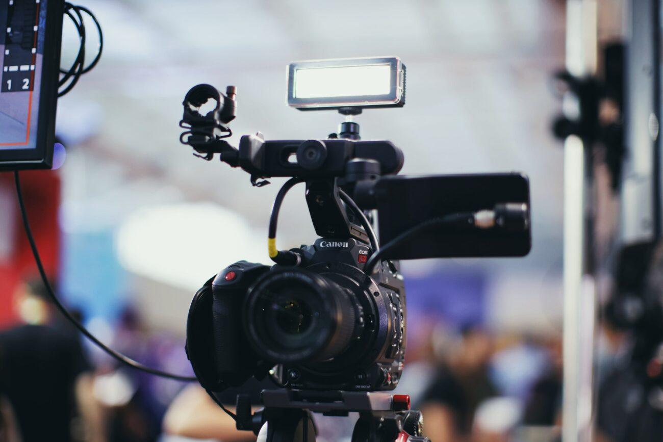 kamera til videointerview