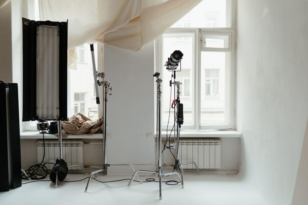 videointerview lyssætning