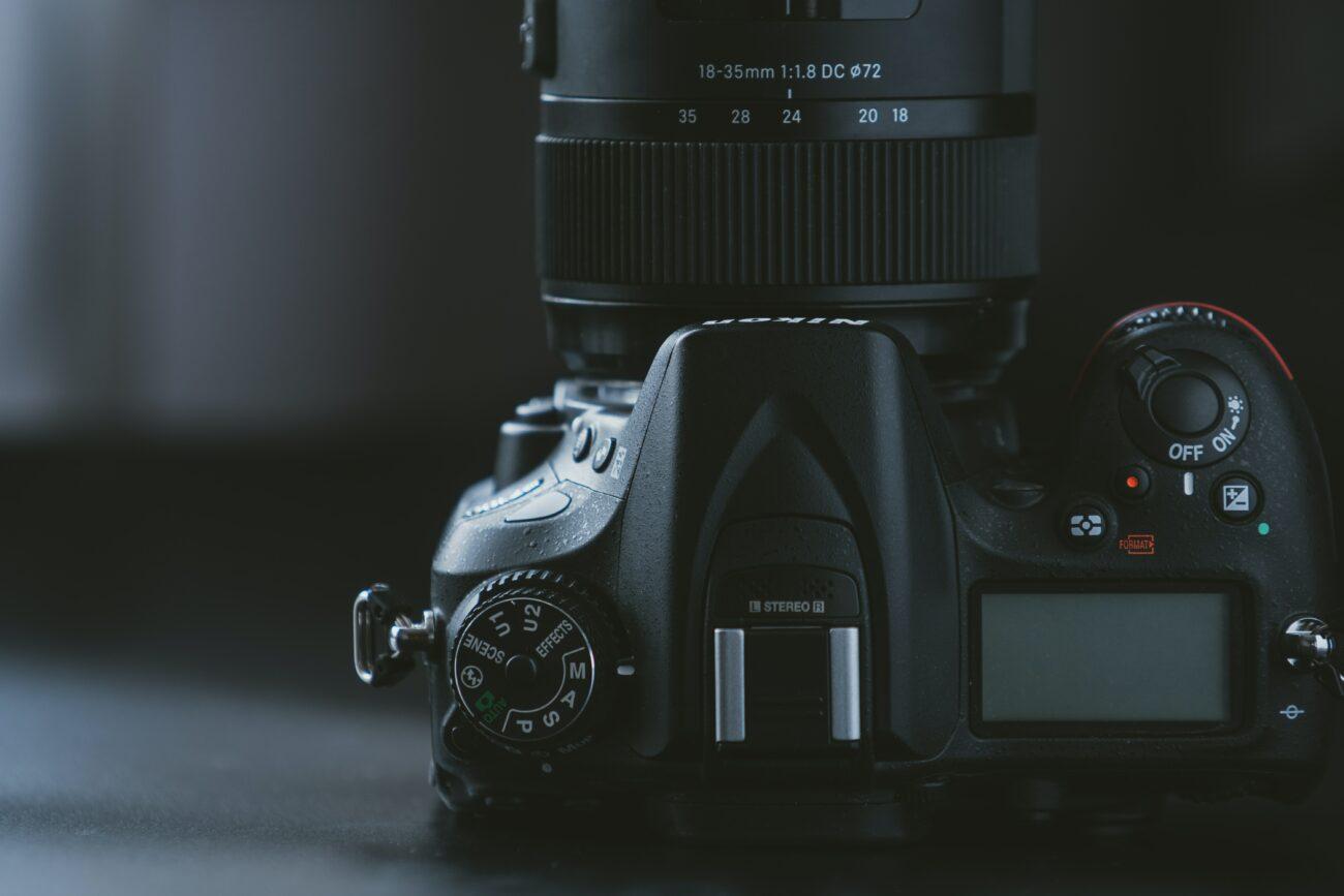 kamera indstillinger programindstillinger