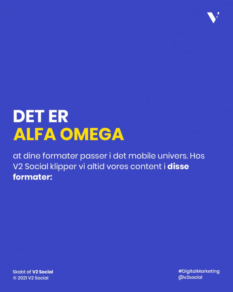 de rette facebook billedstørrelser er alfa omega