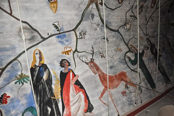 kerk Rochehaut tekeningen