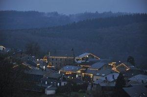 Kerstsfeer in leukste dorpje van de Belgische Ardennen!