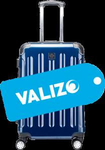 Flyv sikkert med Valizos bagageservice
