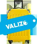 Valizo sørger for din bagage