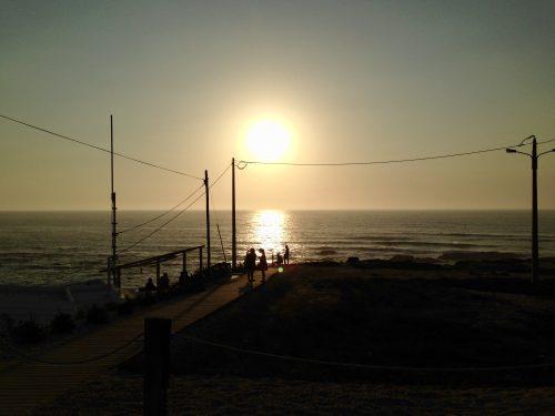 Solnedgång i Almograve