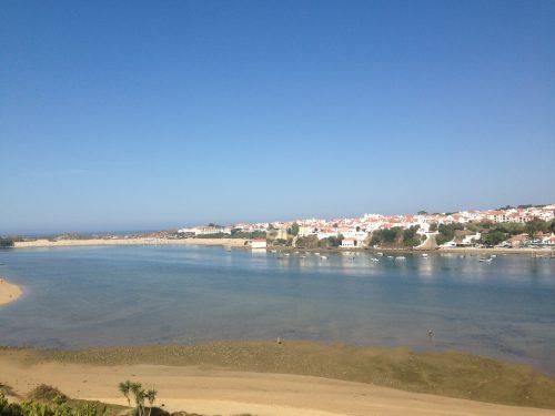 Vandra Portugal vandrar med start i Milanova de Milfontes
