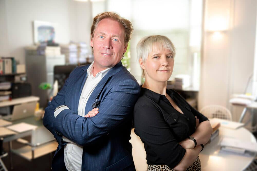 Frank Scheerlinck & Nina Van Eeckhaut
