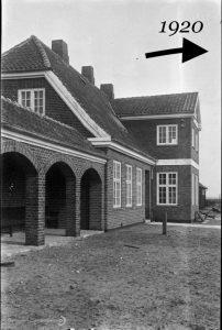 Ejstrupholm Station 1920