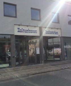 Kulturhuset Industrien