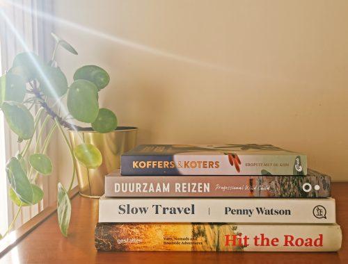 De 4 mooiste reisboeken om bij weg te dromen