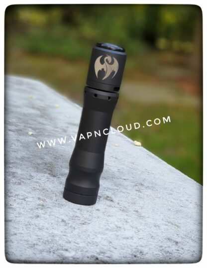 kennedy vindicator 21700 setup black w/dragon
