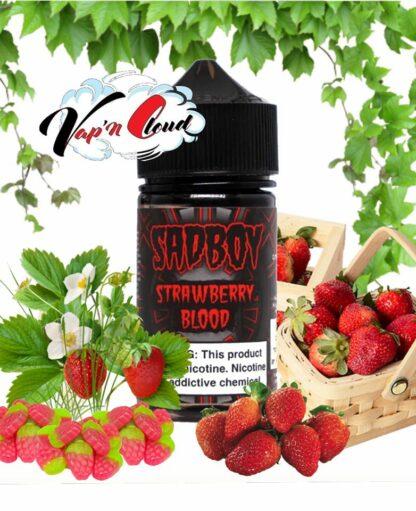 sadboy strawberry blood 100ml