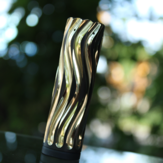 comp lyfe prototype 18650 brass black matte