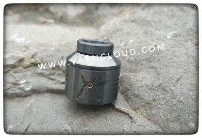 purge x rda 28.5mm black