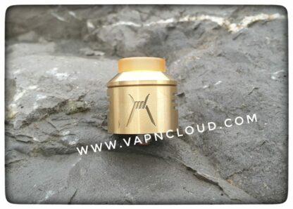 purge mod x rda 28.5mm brass