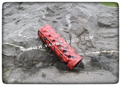 purge mod catalyst red black splatter 21700