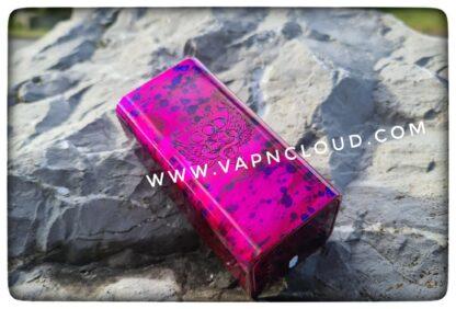 vaperz cloud hammer of god purple dye