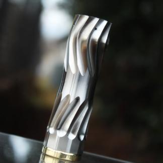 comp lyfe f12 raw titanium 18650