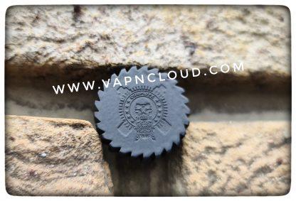 comp lyfe disk 21700 black cl logo