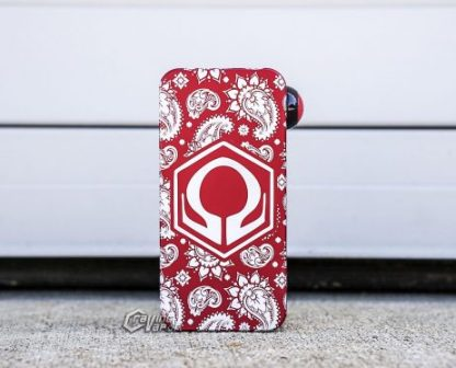 hexohm artist series 3.0 red anodized