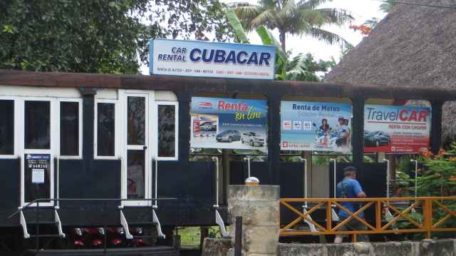 Autovermietung Cubacar in Varadero