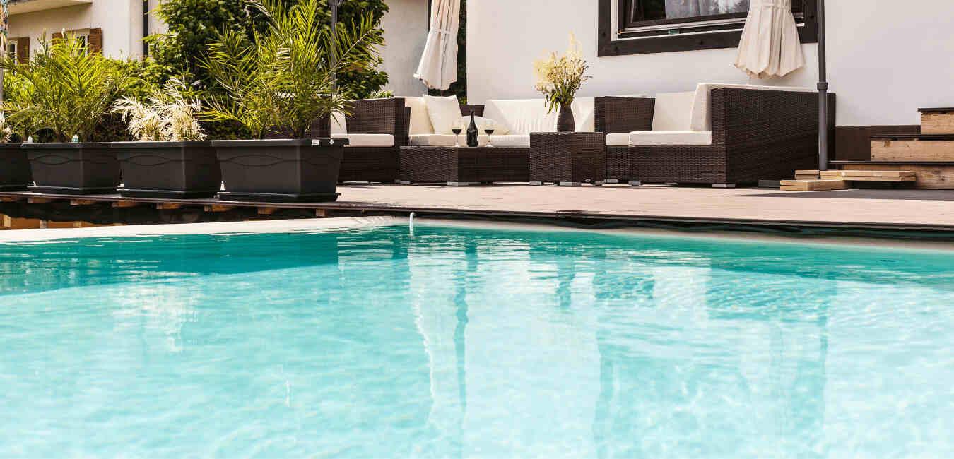 Bygga pool stockholm