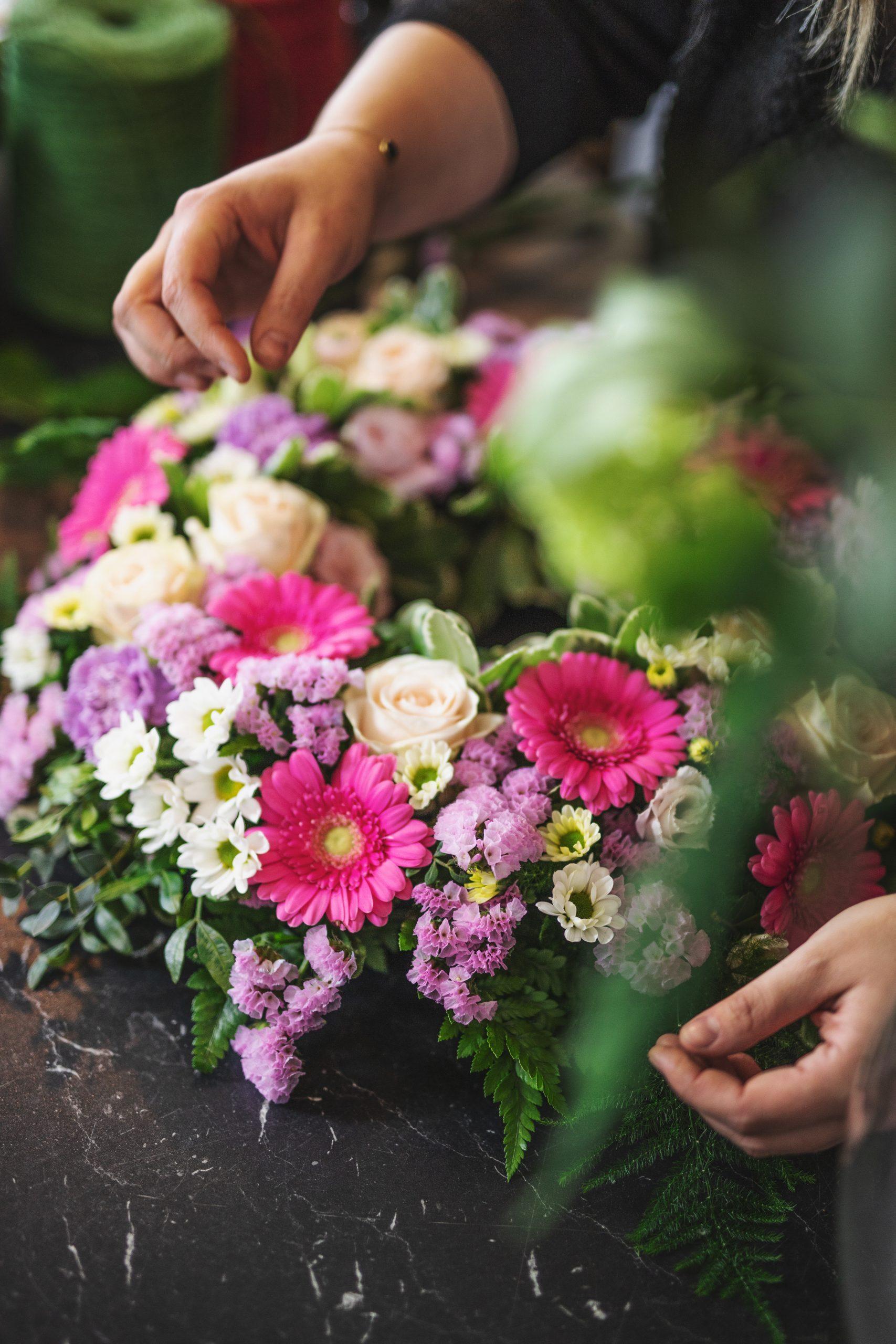 Blommor till alla tillfällen