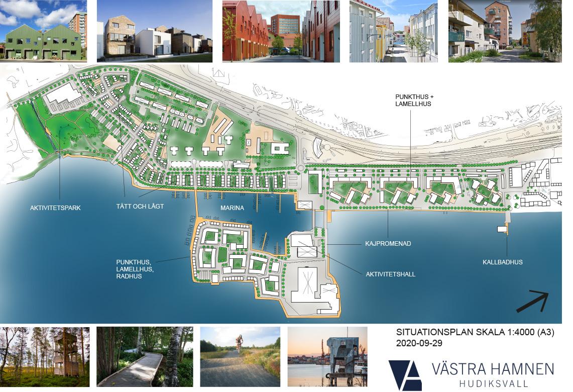 Vision Västra hamnen