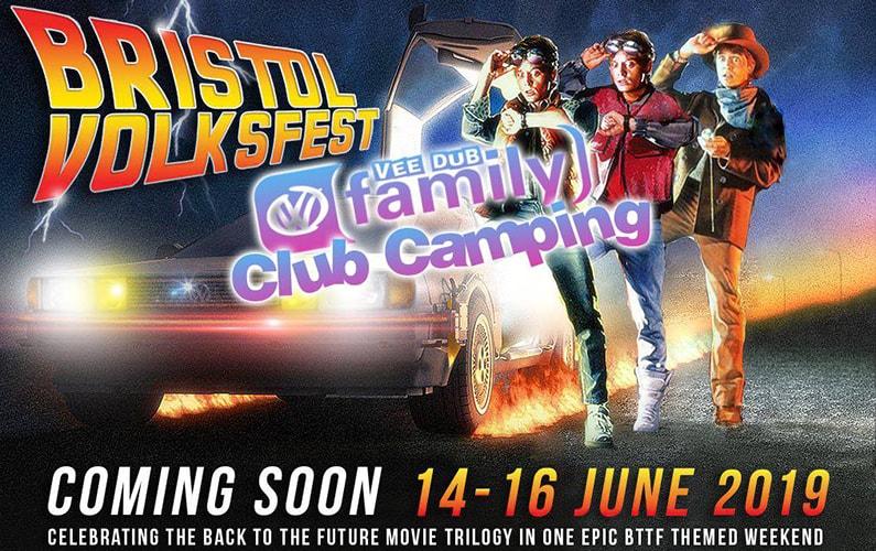 VeeDubFamily 2019-06-14 Vee Dub Family Club At Bristol Volksfest 2019