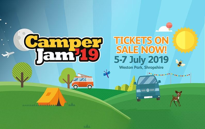 VeeDubFamily 2019-07-05 Camper Jam 19