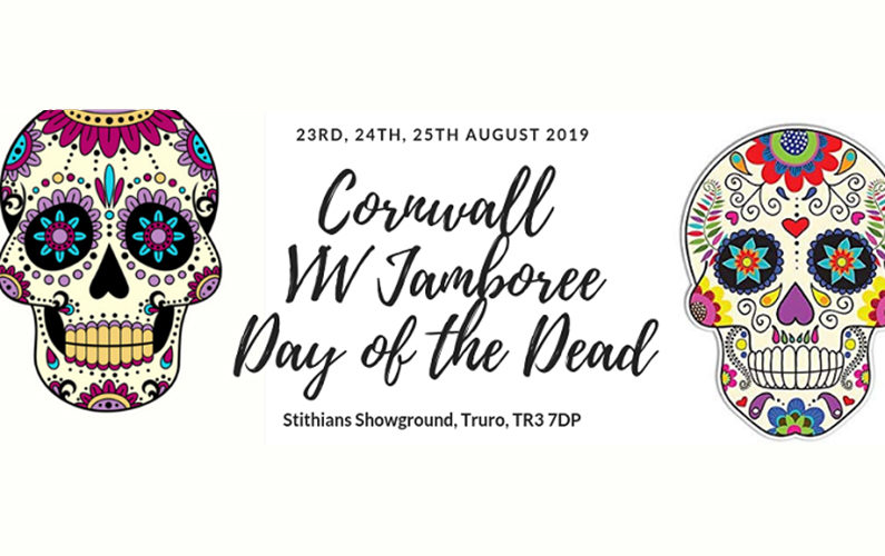 VeeDubFamily 2019-08-23 Cornwall VW Jamboree DOTD