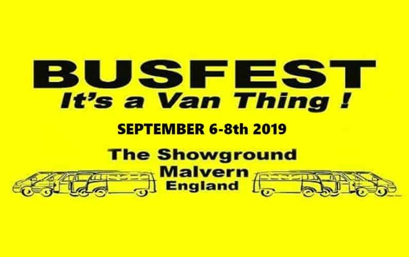 VeeDubFamily 2019-09-06 Busfest 2019