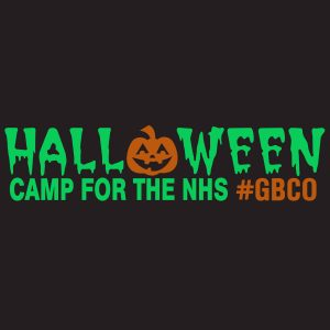 Official #GBCO Limited Edition Glow in the Dark Halloween Edition Sticker