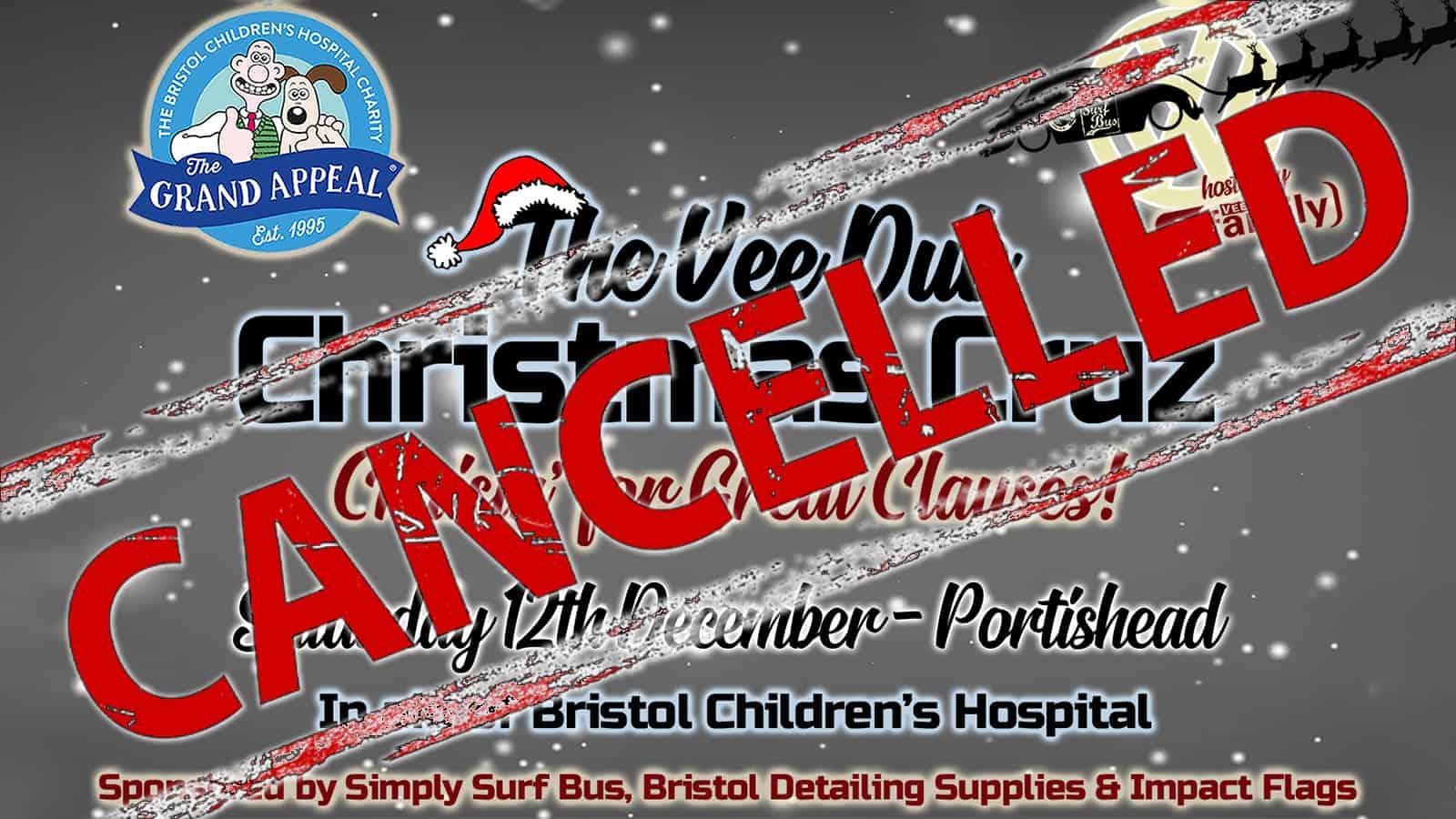 Vee Dub Family Christmas Cruz 2020 Cancelled Portishead